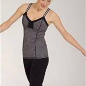 Lululemon Women's Grey Run Light Up Tank